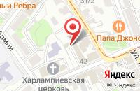 Схема проезда до компании Журнал  в Иркутске