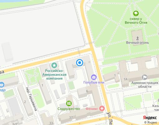 Товарищество собственников жилья «Сурикова 26» на карте Иркутска