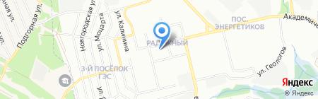 Siti Style на карте Иркутска