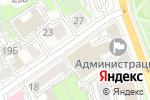 Схема проезда до компании Иркутский городской комитет КПРФ в Иркутске
