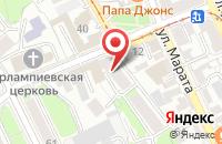 Схема проезда до компании Байкал-Титан в Иркутске