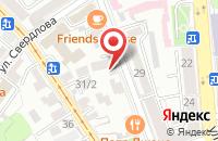Схема проезда до компании Женский Клуб Людмила в Иркутске