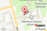 Схема проезда до компании Избирательная комиссия Иркутской области в Иркутске