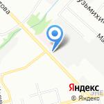 Связь-Безопасность на карте Иркутска