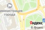 Схема проезда до компании На Сутки в Иркутске