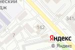 Схема проезда до компании Сакура в Иркутске