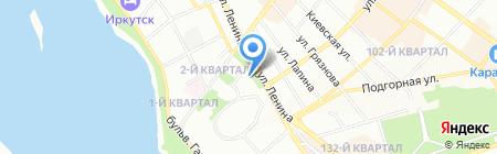 Goyo Кашемир на карте Иркутска
