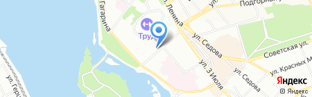 ИГМУ на карте Иркутска
