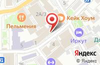 Схема проезда до компании Стройка-Иркутск в Иркутске