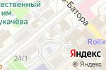 Схема проезда до компании КЦ Листок в Иркутске