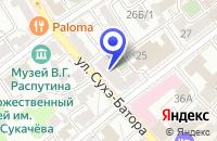 Схема проезда до компании ГАЗОВАЯ АВТОЗАПРАВОЧНАЯ СТАНЦИЯ ИРКУТСКОБЛГАЗ в Иркутске
