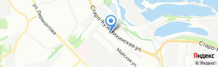 У Олега на карте Иркутска