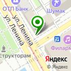 Местоположение компании ПрофиДомСтрой
