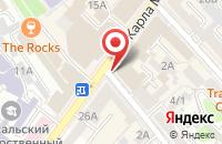 Схема проезда до компании Туристическое Агентство Вояж-Тур в Иркутске