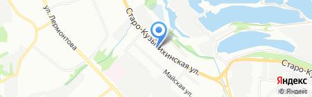 Dent-Up на карте Иркутска