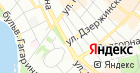 Харанутская угольная компания на карте