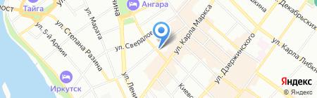 4Life research на карте Иркутска