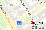 Схема проезда до компании Жар-птица в Иркутске