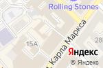 Схема проезда до компании Поколение в Иркутске