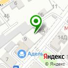 Местоположение компании Фирма ТРАНСПРОЕКТ