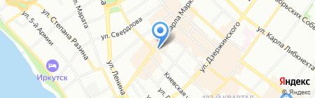 FleurFox на карте Иркутска