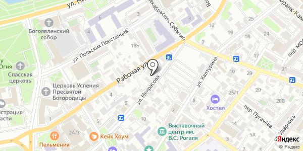 Регион Центр. Схема проезда в Иркутске