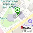 Местоположение компании Иркутская областная детская школа искусств