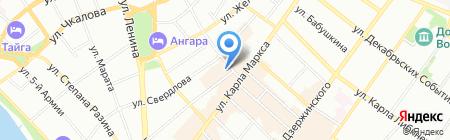 СибПроектМонтаж на карте Иркутска