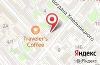 Схема проезда до компании Сибирские Новости в Иркутске