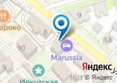Marussia Boutique Hotel на карте