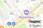 Схема проезда до компании Байкал-ЭкоМоторс в Иркутске