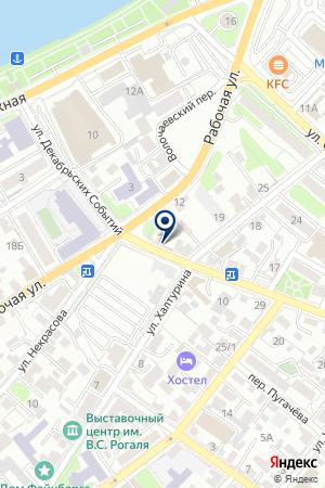 ПРОФ-БАЙКАЛ на карте Иркутска