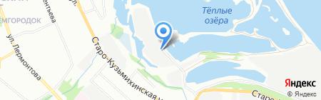 Сантехника Мауро на карте Иркутска