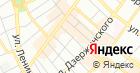 Поликлиника ГУВД Иркутской области на карте