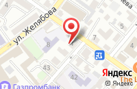 Схема проезда до компании Промлесстрой в Иркутске