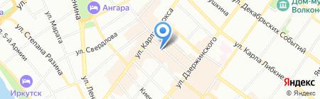 kari на карте Иркутска