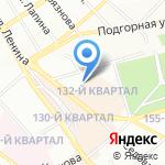 Российская академия народного хозяйства и государственной службы при Президенте РФ на карте Иркутска