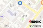 Схема проезда до компании X431RUS в Иркутске