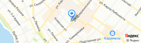 CALIFORNIA StreetWear на карте Иркутска