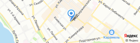 PEREPOLOH на карте Иркутска