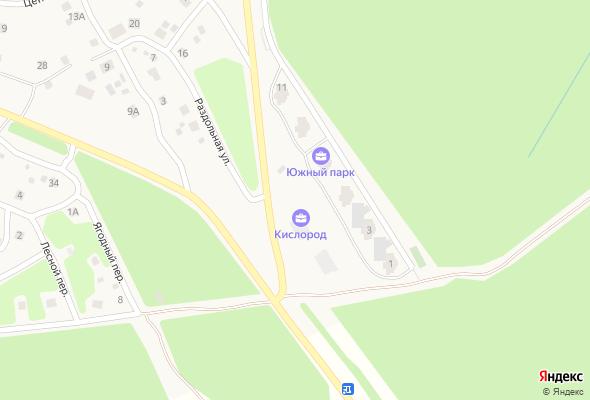 ЖК Южный парк