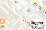 Схема проезда до компании Агафонова Н.Н. в Иркутске