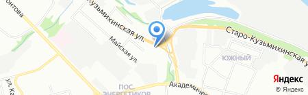 Hi-tech на карте Иркутска