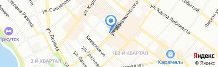 RemontRemont на карте Иркутска