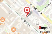 Схема проезда до компании Агат в Иркутске