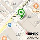 Местоположение компании Парильня38