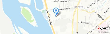 ДекорСтекло на карте Иркутска