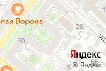 Схема проезда до компании АудиоСлух в Иркутске