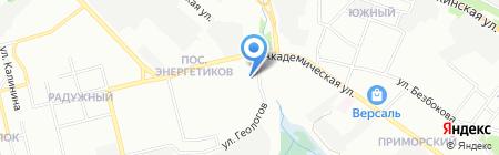 Центр юридической помощи на карте Иркутска