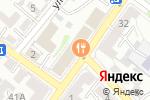 Схема проезда до компании Monica Ricci в Иркутске